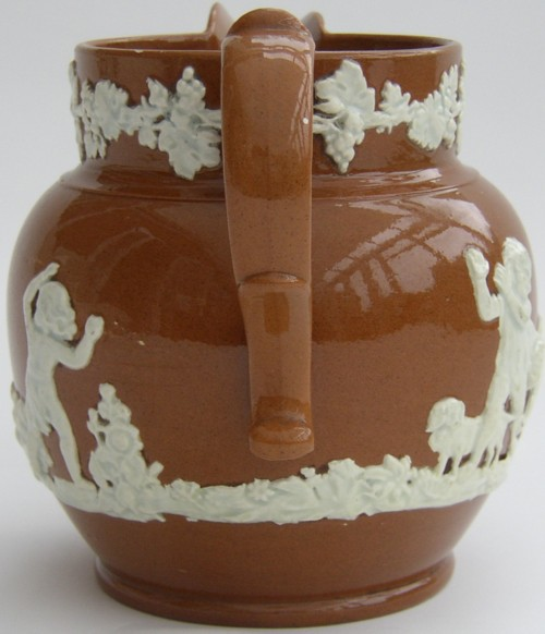 Wood and Caldwell jug Staffordshire early 1800s