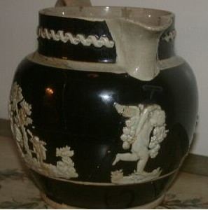 Wood and Caldwell jug Staffordshire 1791-1818